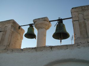 ギリシャ協会の鐘