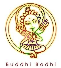 Buddhi Bodhi ロゴ