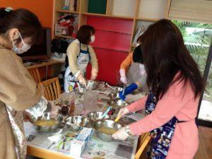 手作り石鹸セミナー